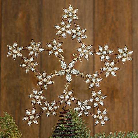 Jeweled Tree Star