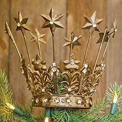 Regal Crown Tree Topper