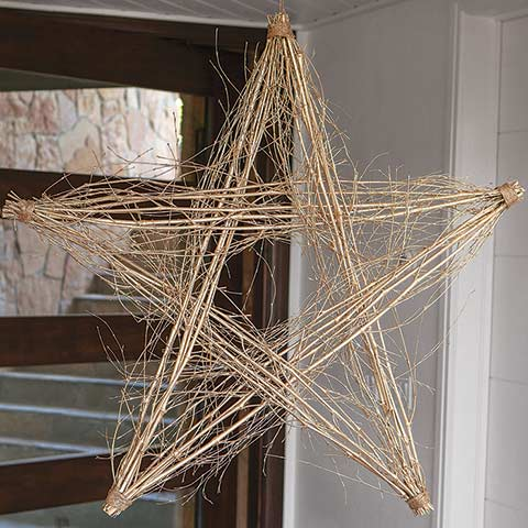Grande Shimmering Star