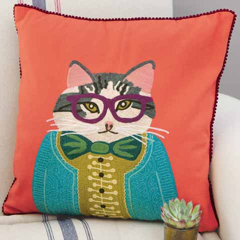 Professor Cattington Pillow