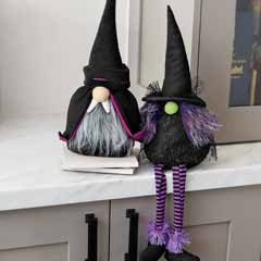Allister & Agatha Gnomes