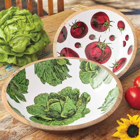 Garden Harvest Bowls