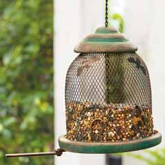 Orchard Hive Bird Feeder