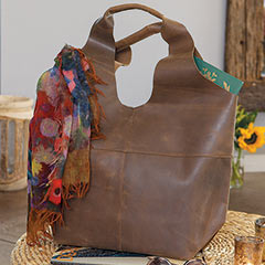 Noho Leather Tote