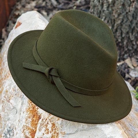 Wentworth Felt Hat