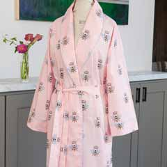 Pink Queen Bee Robe