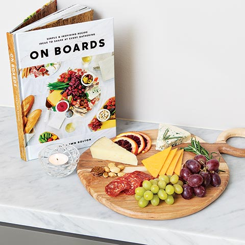 """On Boards"" Serving Set"