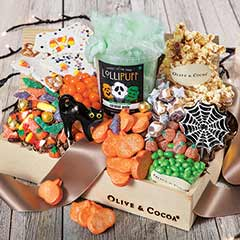 Halloween Treats Crate