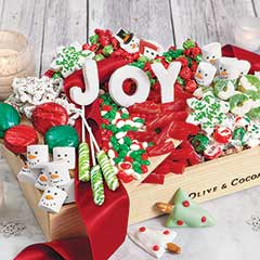Joy Snowy Treats