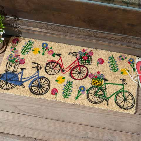 Floral Delivery Estate Mat