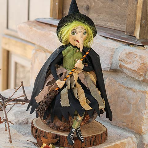 Maddie Mini Witch