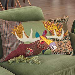 Estate Moose Pillow