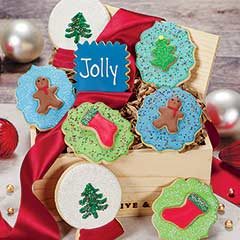 Jolly Jubilee Cookie Crate
