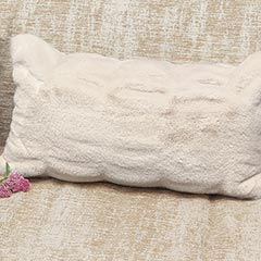 Matterhorn Faux Fur Pillow