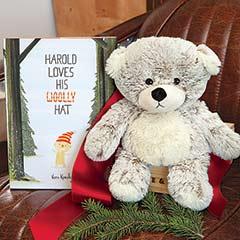 Toasty Bear & Book