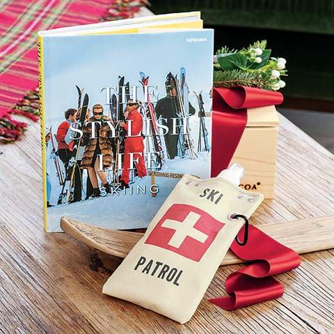 Ski Book & Après Crate
