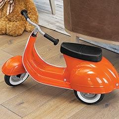 Primo Orange Scooter
