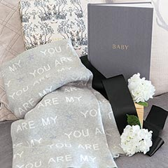Keepsake Book & Blanket