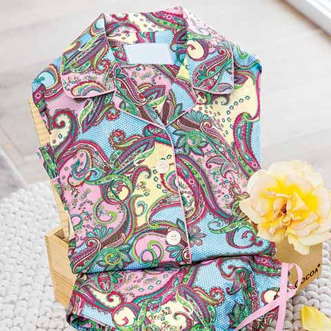 Harper Paisley Pajamas
