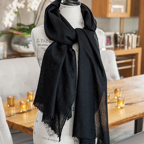 Whisper Cashmere Scarf