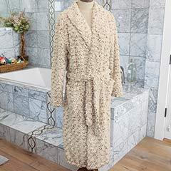 Crème Rosettes Robe