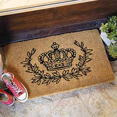 Royal Door Mat