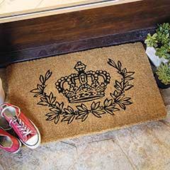 Royal Door Mat
