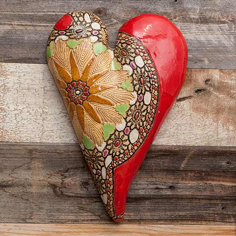 Limited Edition Radiance Heart