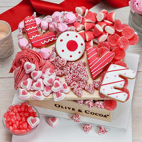 """Love"" Sweets Crate"