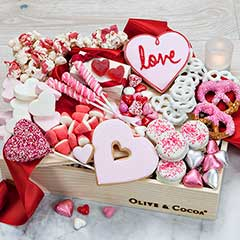 Heartfelt Treats Crate