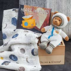 Blast-off Bear Crate