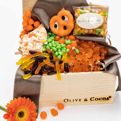 Halloween Spooky Sweets