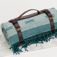 Dragonfly Picnic Blanket