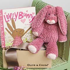 Rosie Bunny & Storybook