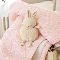 Pink Blankie & Bun-bun