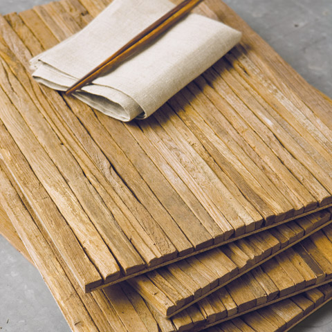 Found Wood Mats Tabletop Olive Amp Cocoa