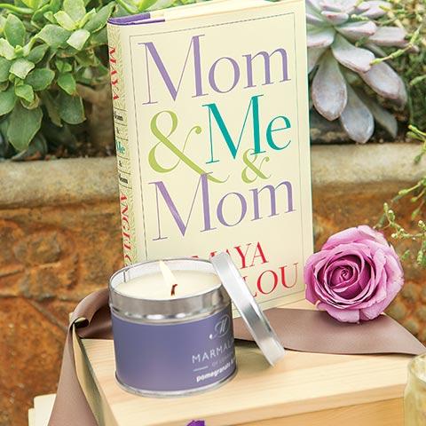 Poetic Motherhood Crate