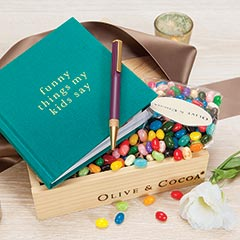 Kids' Quote Book & Treats