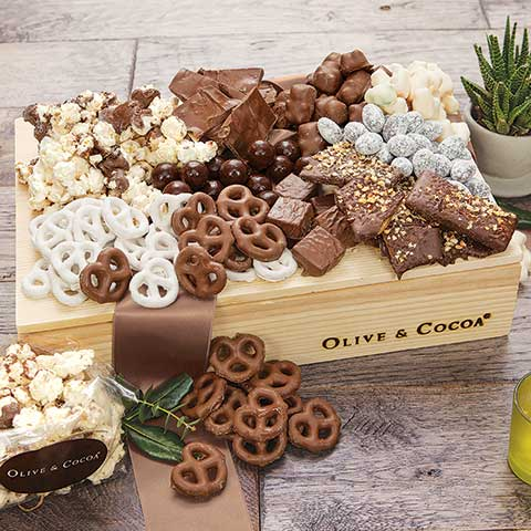 Chocolate Delights Crate