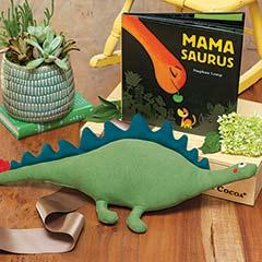 Dinosaur & Storybook