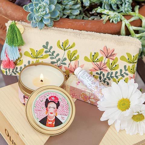 Artful Frida Crate