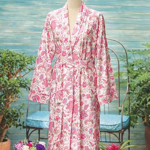 Mod Fleur Robe