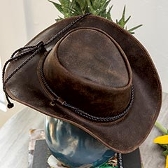 Oakley Jane Leather Hat