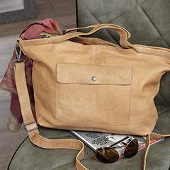 Massie Leather Handbag