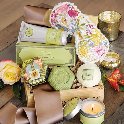 Chartreuse Spa Crate