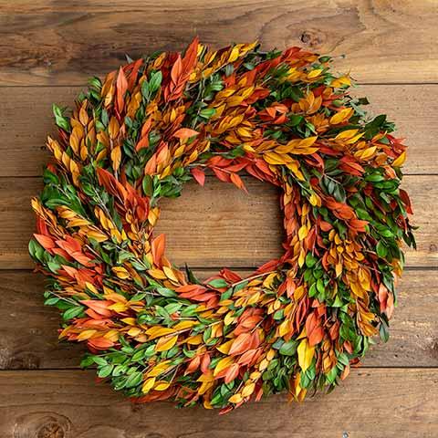 Myrtle Seasons Wreath