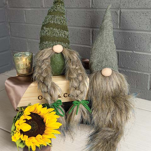 Forest Gnome Twins