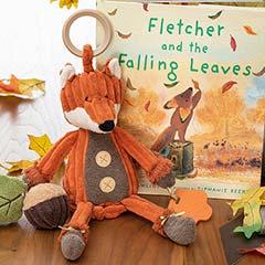 Fall Fox & Storybook