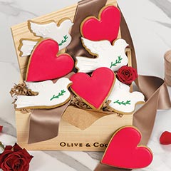 Peace & Love Cookie Crate