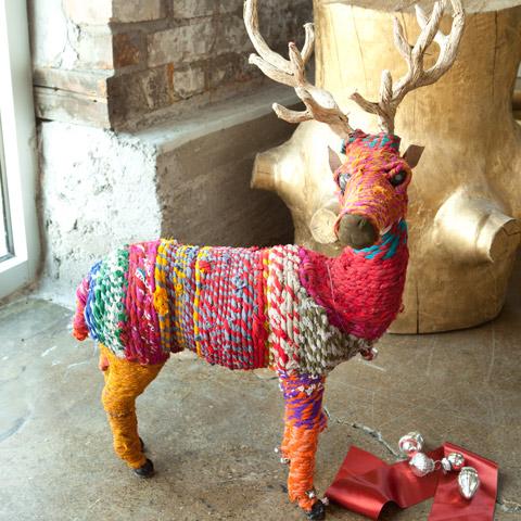 Chindi Reindeer